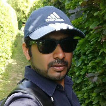 Sankhajit Saha, 31, Mumbai, India