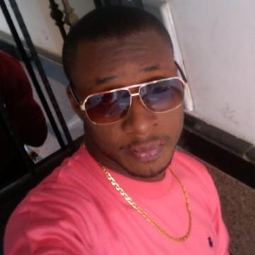Kizito, 33, Houston, United States