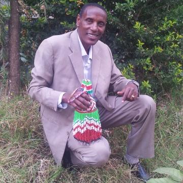 Misgana Emiru, 41, Addis Abeba, Ethiopia