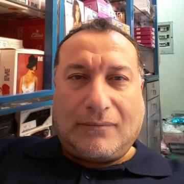 Samir Khalife, 61, Beyrouth, Lebanon