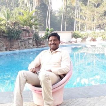 Abhijit chavan, 33, Goa Velha, India