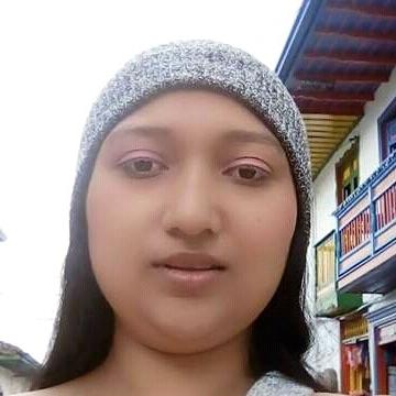 Lina Marcela Villa Aguirre, 28, Salento, Colombia