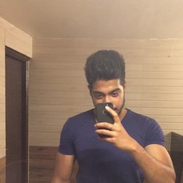 Abhay, 25, Mumbai, India
