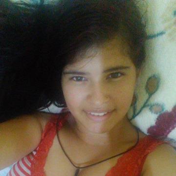 Renata Souza, 25, Sao Paulo, Brazil