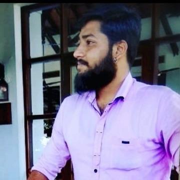 Akhil Nair, 25, Coimbatore, India