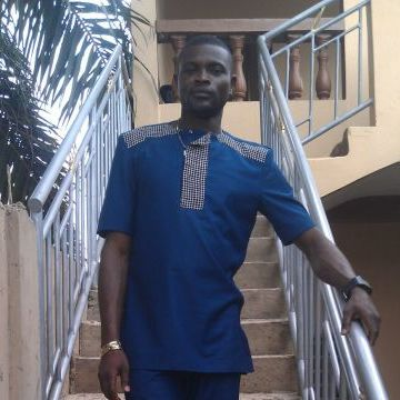 Badarou, 38, Lome, Togo