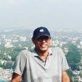 Arup Kumar Paria, 40, Calcutta, India