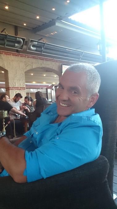 Ahmet Ataç, 60, Istanbul, Turkey