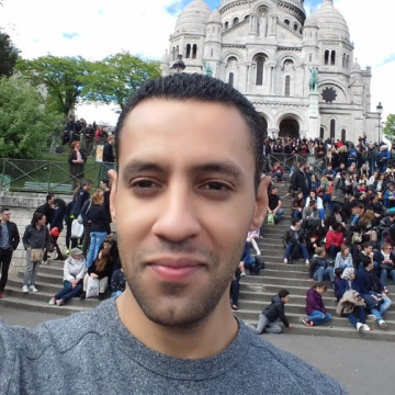 Mounir Sirna, 33, Munich, Germany