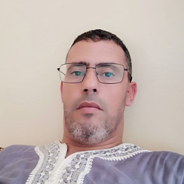 Moulay Ahmed Daoud, 39, Laayoune, Western Sahara