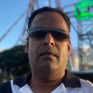 Samarth Shekhar, 42, Melbourne, Australia