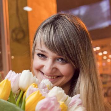 Yuliya Pivtorak, 33, Kiev, Ukraine