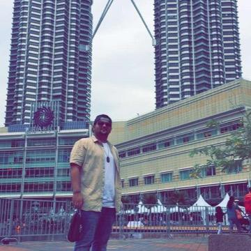 Mohammed Alhababy, 25, Kuala Lumpur, Malaysia