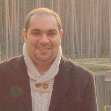 Kareem El Gazzar, 39, Cairo, Egypt