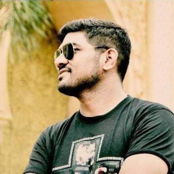 Ady Aditya, 33, Ahmedabad, India