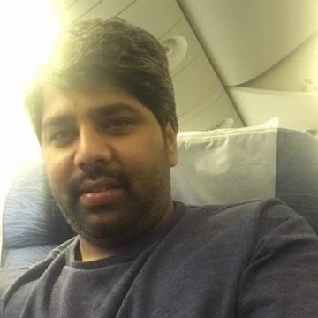 Azad Maqbool, 35, Islamabad, Pakistan