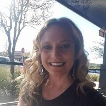 Sarah Patrick, 31, Dallas, United States