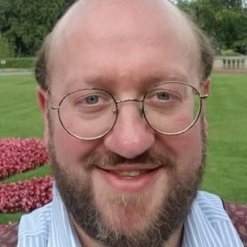 Avi Friedman, 44, Uman', Ukraine