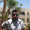 Raed Alloush, 45, Cairo, Egypt