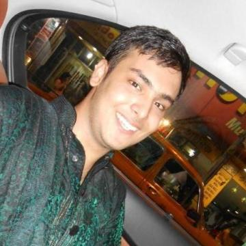 Mayukh, 25, Mumbai, India
