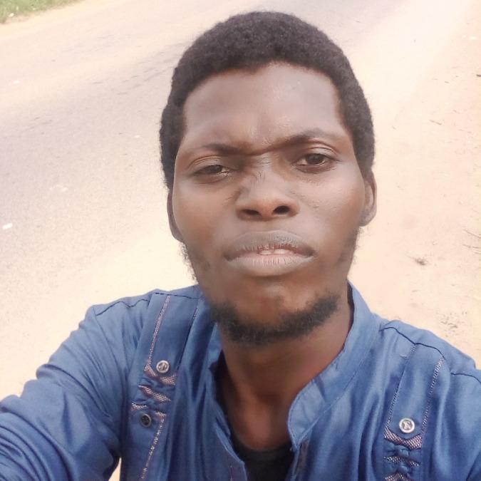 Barnabas Fon, 31, Douala, Cameroon