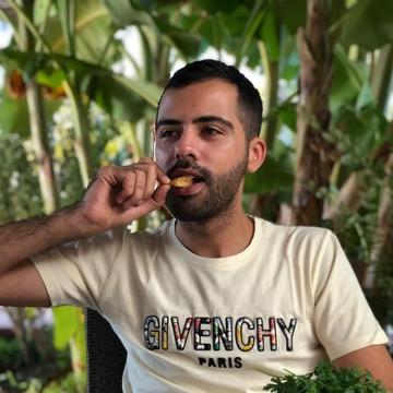 İbrahm, 30, Istanbul, Turkey