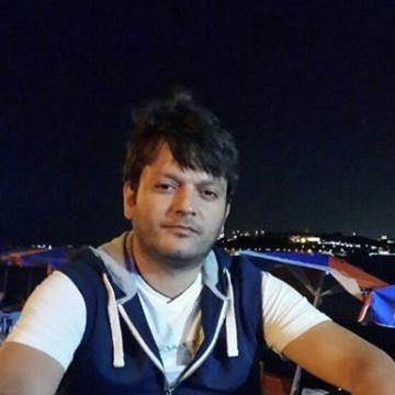 Tayfun Günal, 37, Istanbul, Turkey
