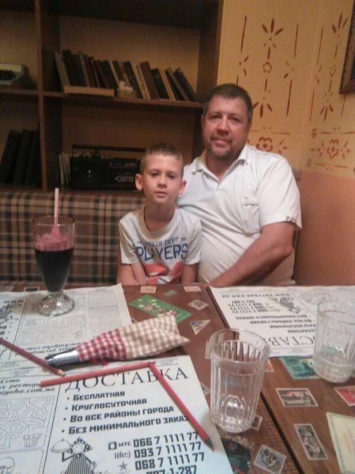 Борис, 46, Kiev, Ukraine