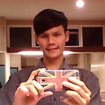 Kapsi, 26, Thai Mueang, Thailand