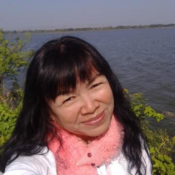 Chindarat Kunjaethong, 39, Bangkok, Thailand