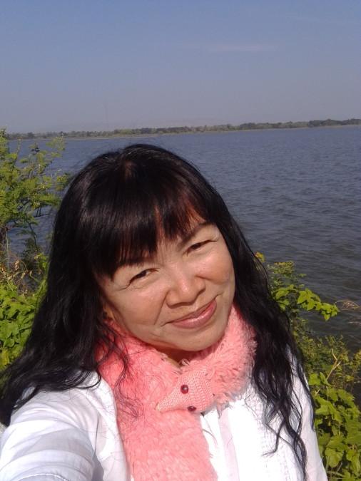 Chindarat Kunjaethong, 40, Bangkok, Thailand