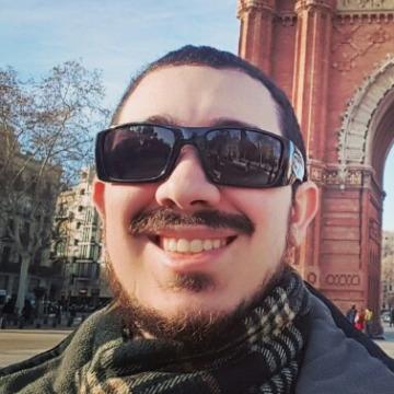 Luis Colina, 26, Caracas, Venezuela