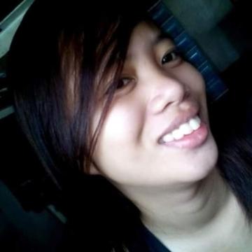 Heidie Cuenca, 23, Manila, Philippines