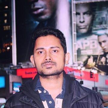 Amit Dey, 30, Philadelphia, United States