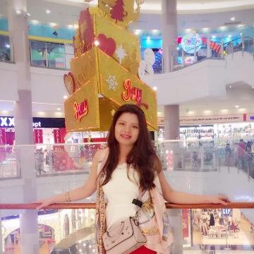 Nguyen Nhu Quynh, 29, Ho Chi Minh City, Vietnam