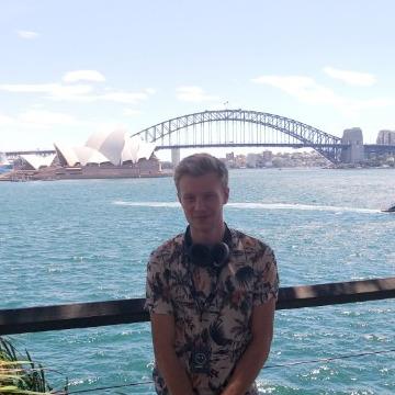 Maxime Beauport, 19, Sydney, Australia