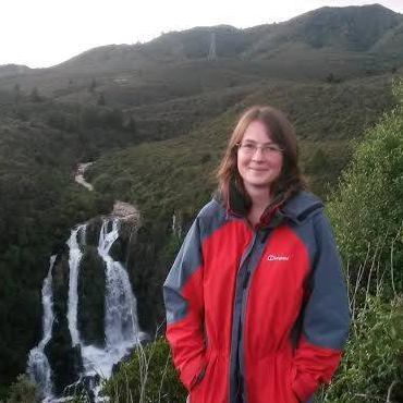 Lisa Arnold, 28, Penticton, Canada
