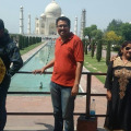 Kshitij, 35, New Delhi, India
