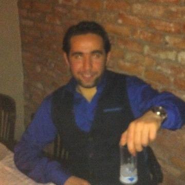 Turker, 38, Ankara, Turkey