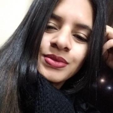 Paula Barroso, 26, Sao Paulo, Brazil