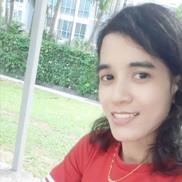 Marsya, 25, Singapore, Singapore