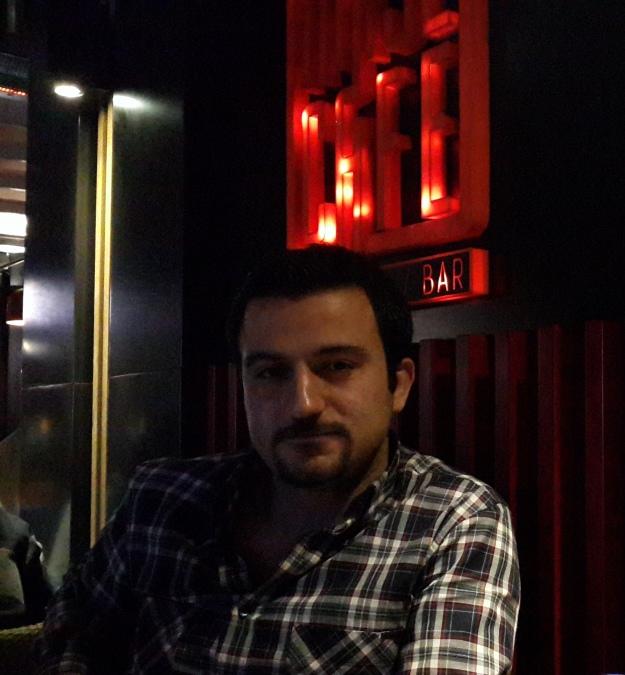 Sergioramirez, 34, Ankara, Turkey