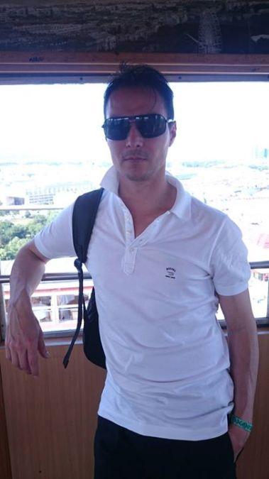 Andres Sanchez, 40, Bogota, Colombia