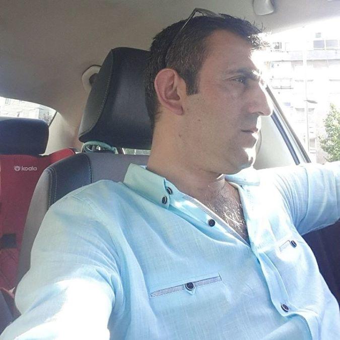 Alperen Altun, 41, Istanbul, Turkey