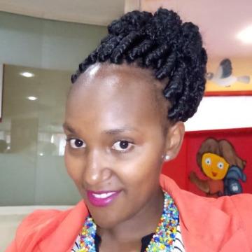 Trisha, 30, Nairobi, Kenya