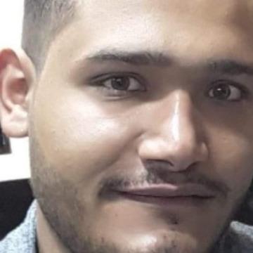 Eslam Hussein Ead, 25, Dubai, United Arab Emirates