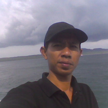 Esge Winar, 41, Indramayu, Indonesia