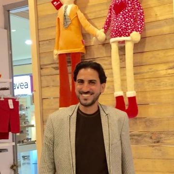 Oday Saheb, 35, Istanbul, Turkey