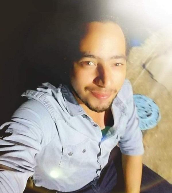 Mahmoud Hammad, 27, Ismailia, Egypt