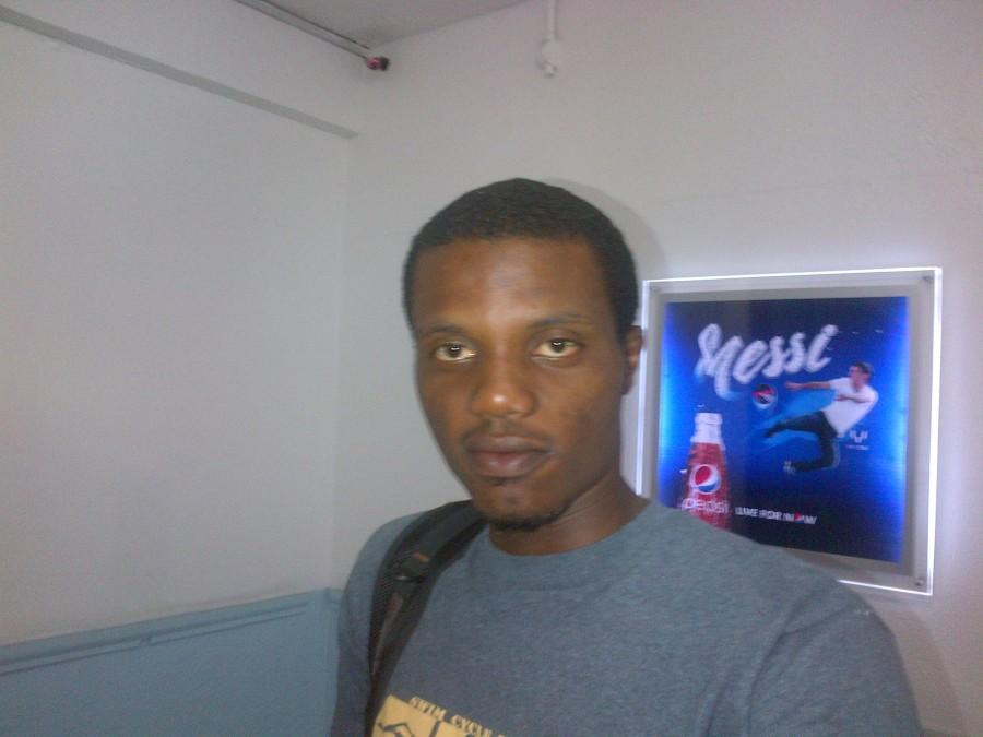 Tobcey Dee, 33, Lagos, Nigeria